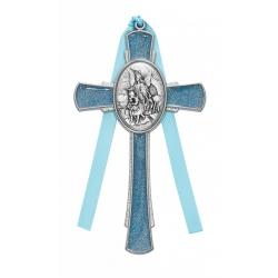 BLUE/SILVER GUARDIAN ANGEL