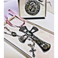Baby Crib Medals & Crib Cross Sets