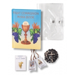 FIRST COMMUNION 5-PIECE GIFT SET