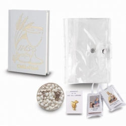 CHILD OF GOD 5-PIECE COMMUNION GIFT SET