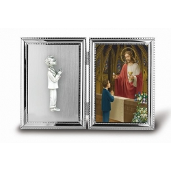 BOY COMMUNION PICTURE FRAME