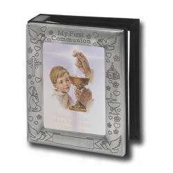 BOY'S FIRST COMMUNION PHOTO ALBUM