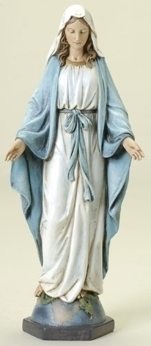 "10.25"" OUR LADY OF GRACE FIGURE"