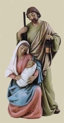 """4"""" HOLY FAMILY"""