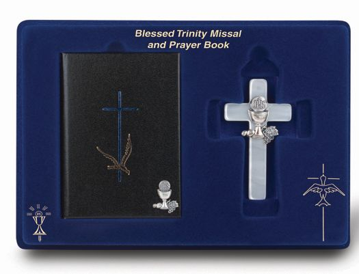 BOY'S DELUXE COMMUNION GIFT SET