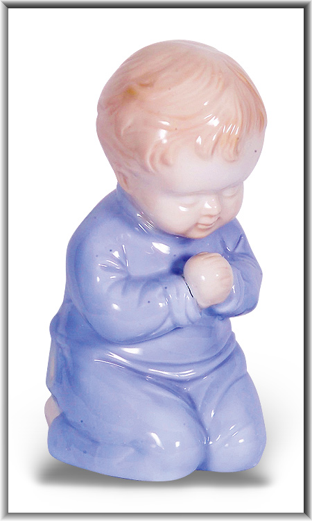 PRAYING BOY NIGHTLIGHT