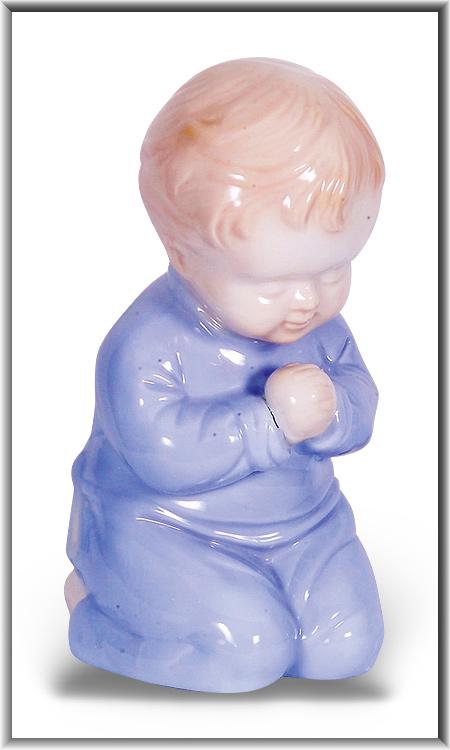 PRAYING BOY NIGHTLIGHT